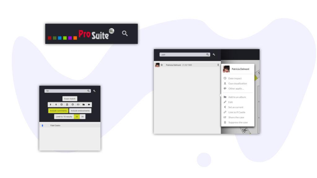 ProSuite - Organizer