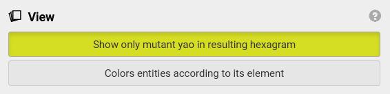 YiJing - View options